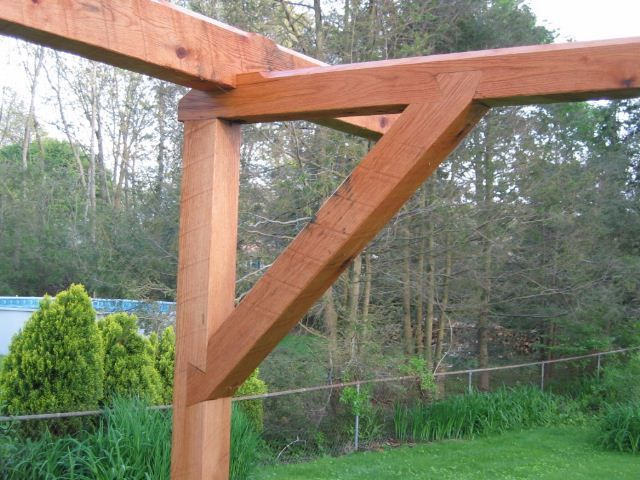Post And Beam Shed Construction Google Search Shed