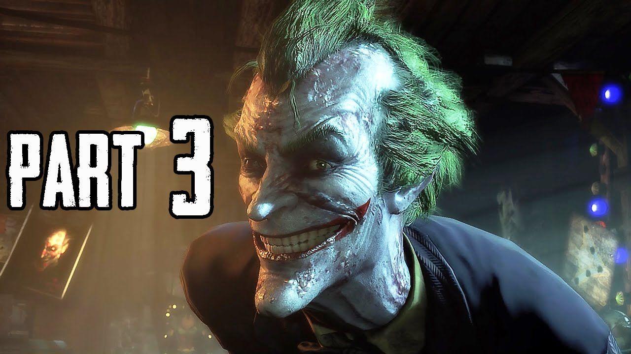 Batman Arkham City Gameplay Walkthrough Part 3