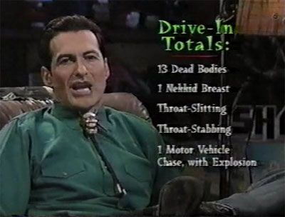 Image result for joe bob briggs counts