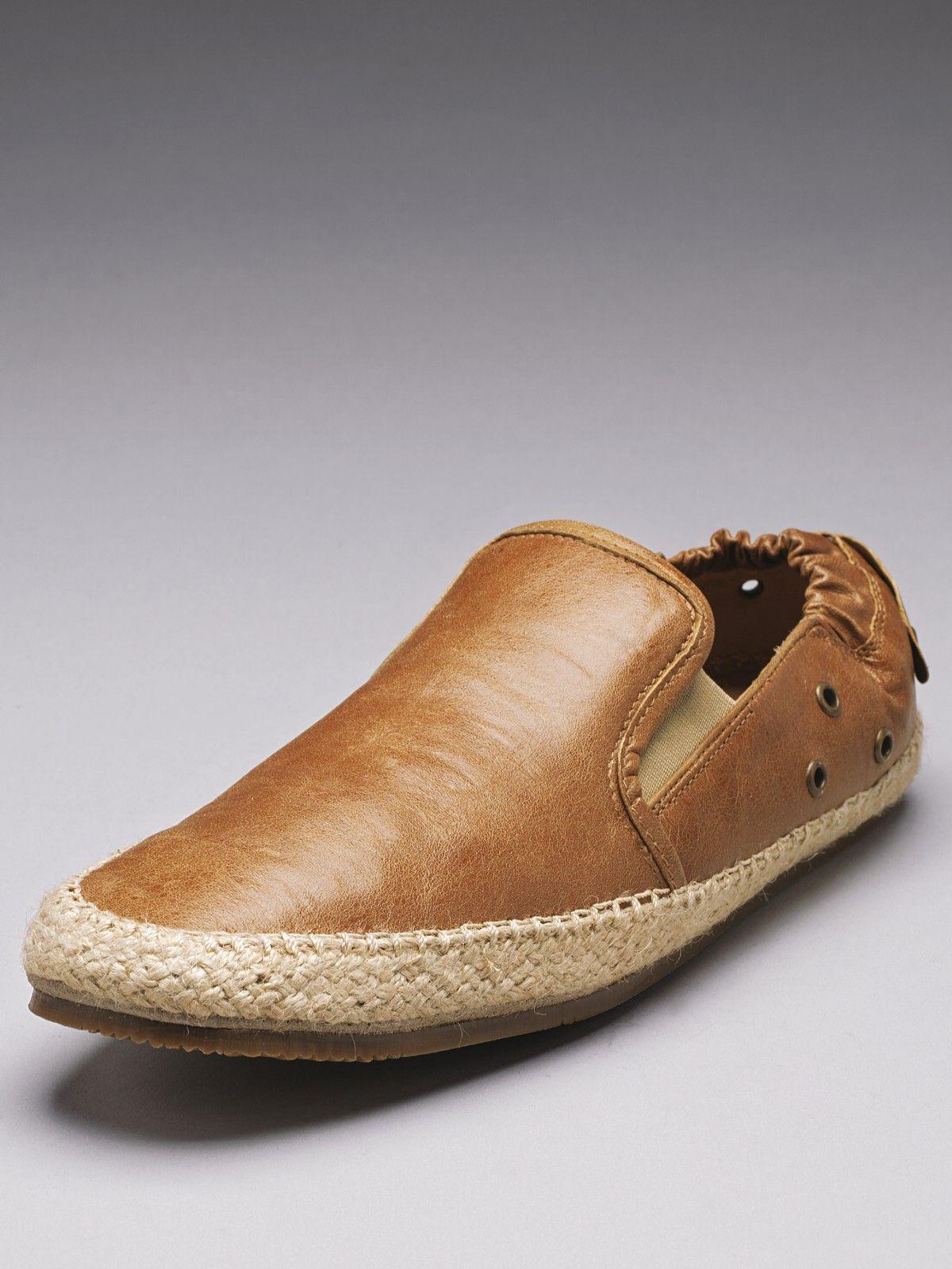 d82f88bb6 K&Co Becomes   Shoestastic   Leather espadrilles, Leather men ...