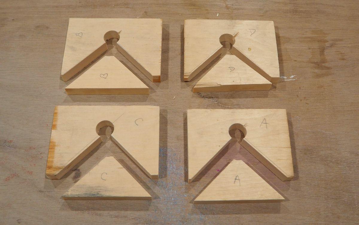 Simple Corner Clamping Jig Diy Montreal Woodworkingtips