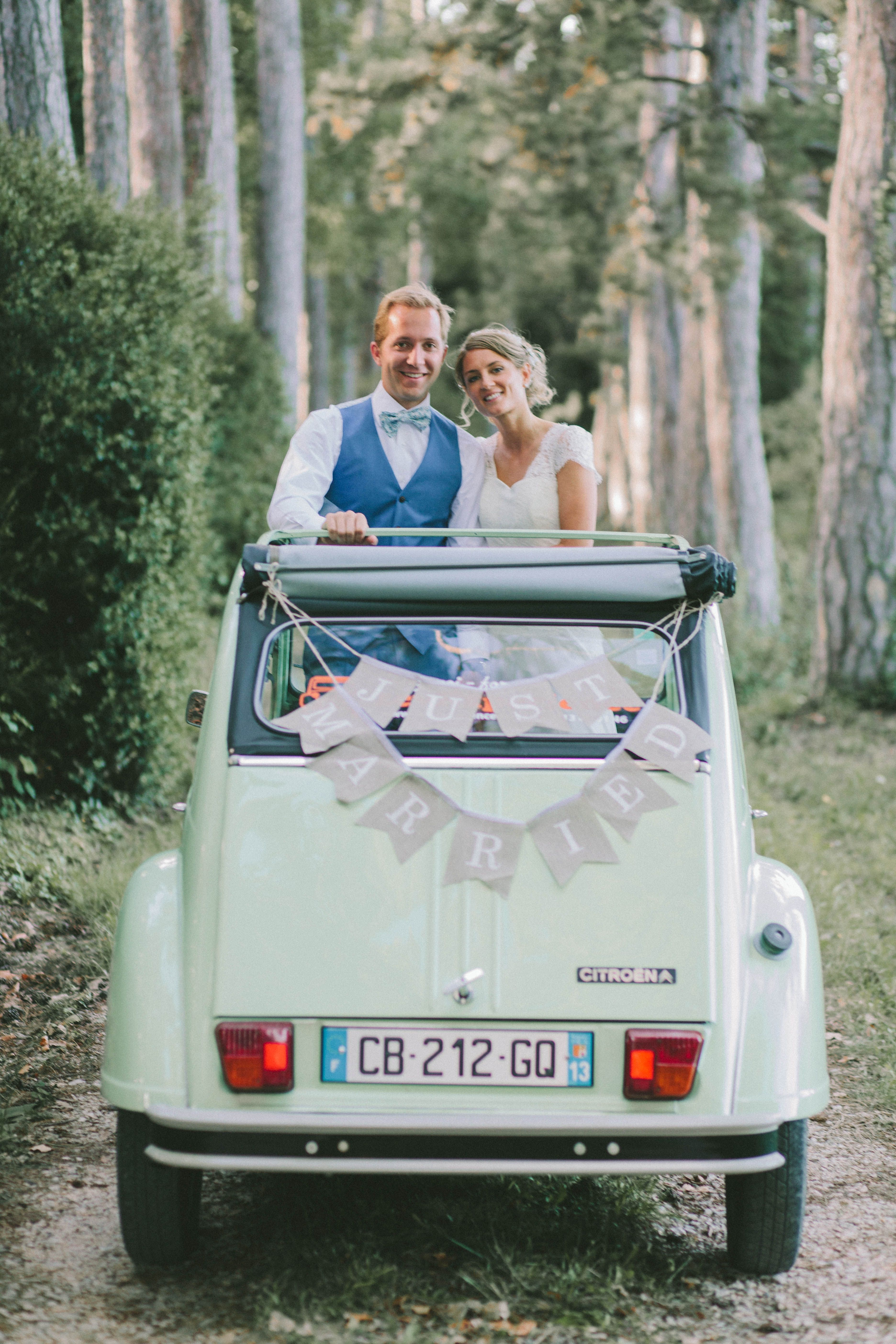 2CV Wedding U2022 Citroen 2CV Club Http://www.pinterest.com/