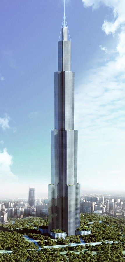 Sky City Tower, Construction Is Due To Start In December 2012 On The  Worldu0027s Tallest Great Pictures