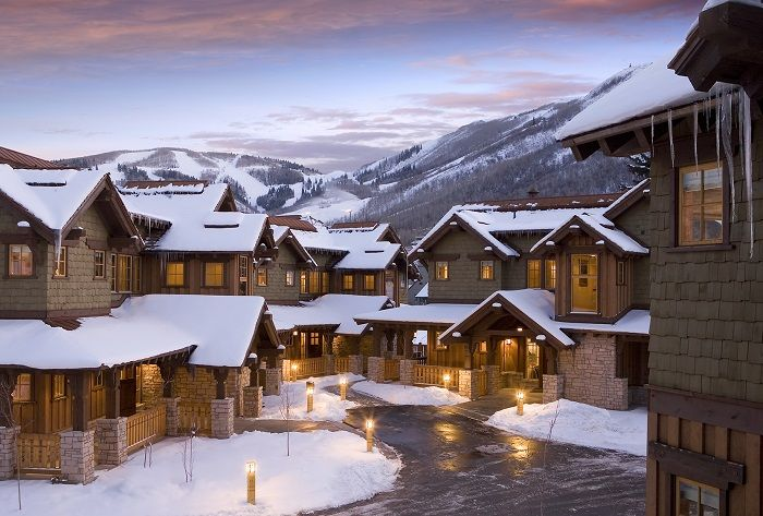 Hotel Park City Luxury Skiing Holidays In Rooms Suites