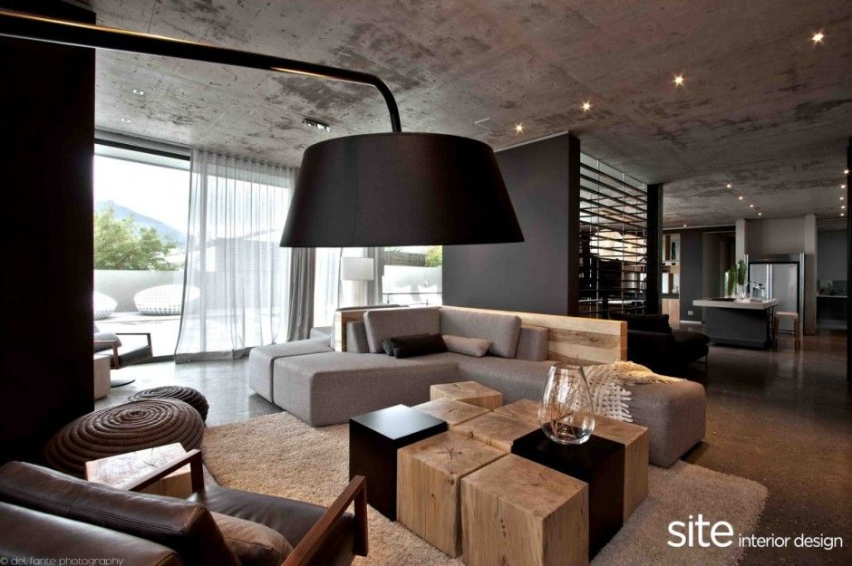 Aupiais House Was Designed By The Cape Town Based Studio Site Interior  Design. The Project Included The Interior Design Of The Clients Newly  Purchased Home.