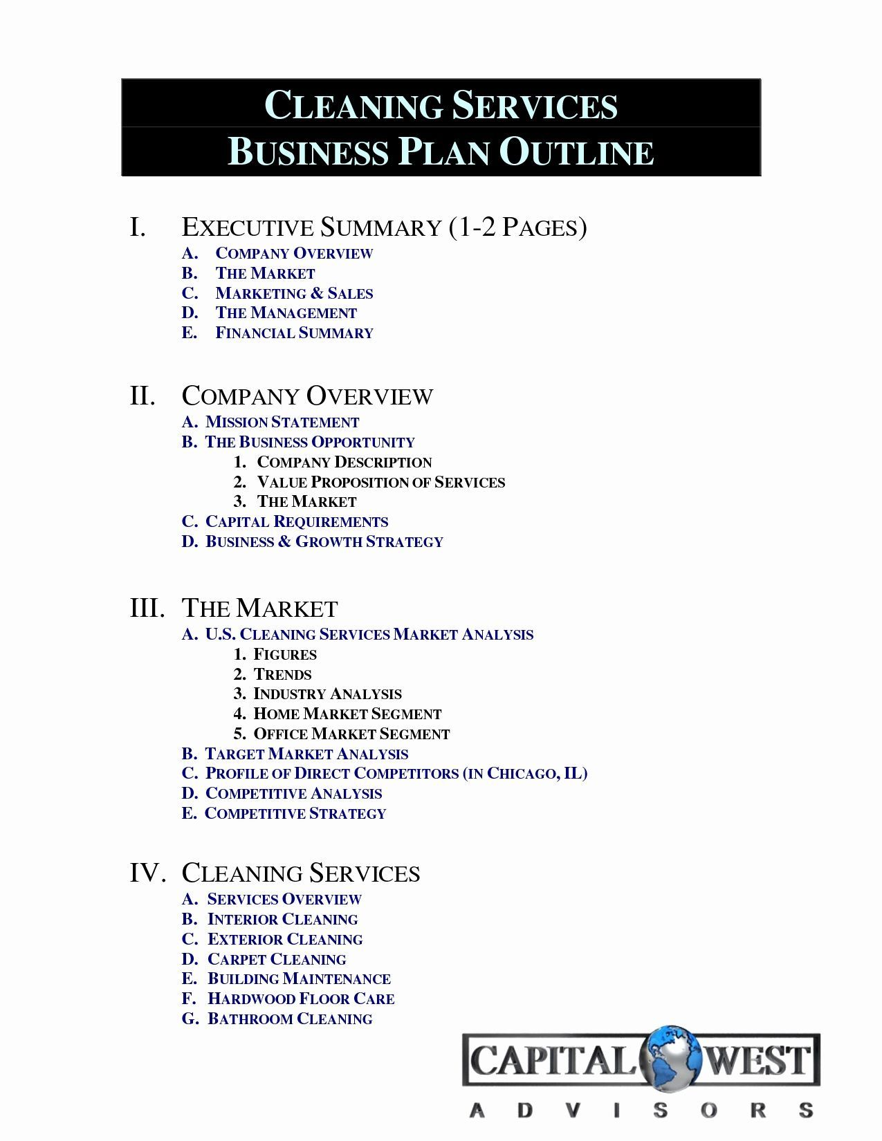 The Glamorous Cleaning Services Business Plan Sample Pdf Template Examples For Business Plan Template For Service Company Images Below Is Espiritualidad