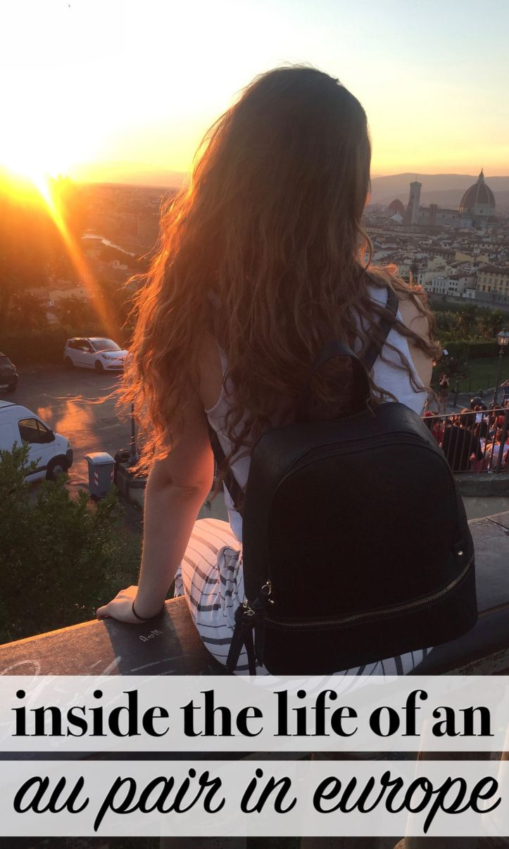 Inside The Life Of An Au Pair In Europe Travel Abroad Au Pair