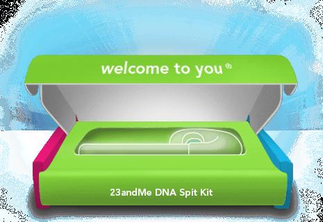 23andme - genetic testing for health, disease & ancestry; dna test