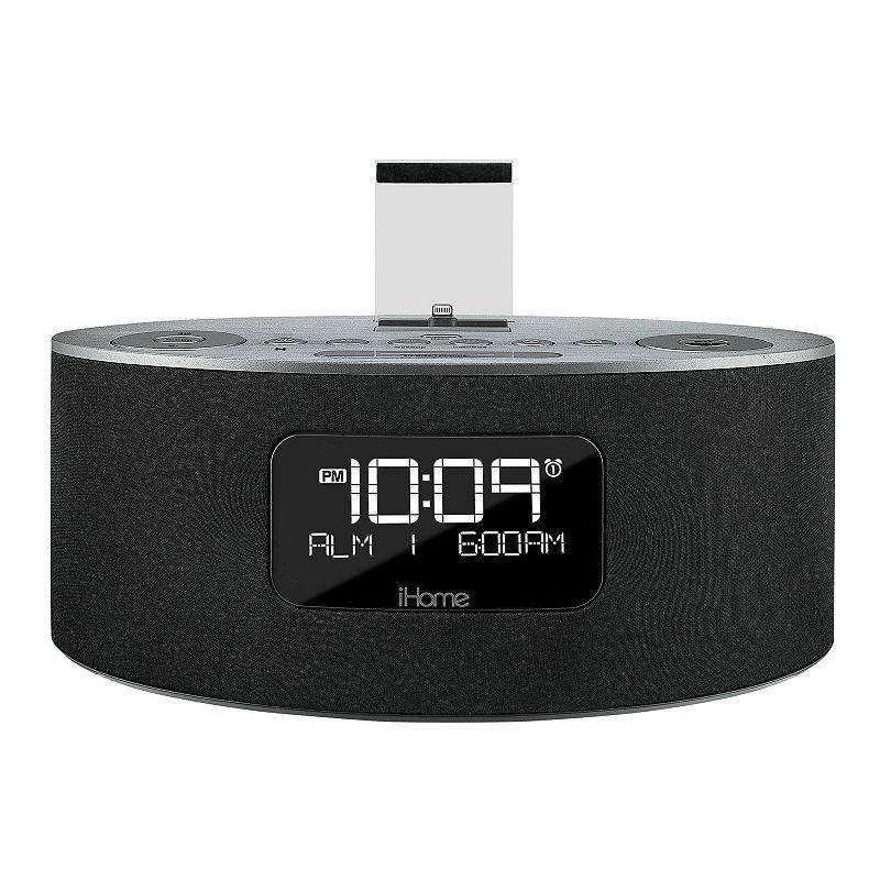 3d0dfd8bb72 iHome iDL46 Dual-Charging iPad   iPhone   iPod FM Stereo Alarm Clock Radio