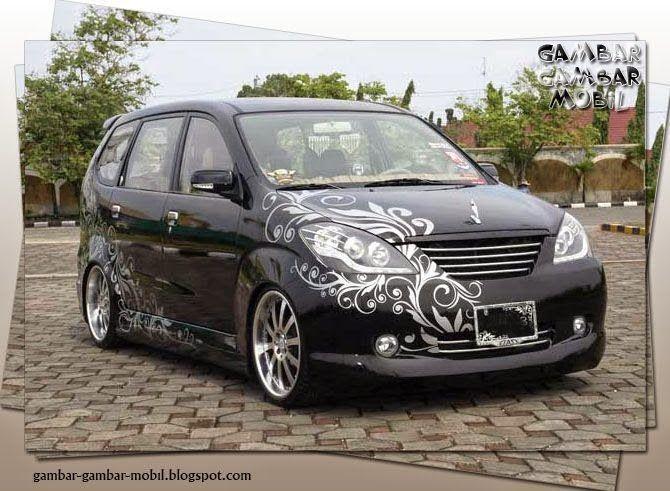 Gambar Mobil Xenia Dengan Gambar Daihatsu Mobil Gambar
