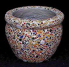 mosaico de casca de ovos - Pesquisa Google
