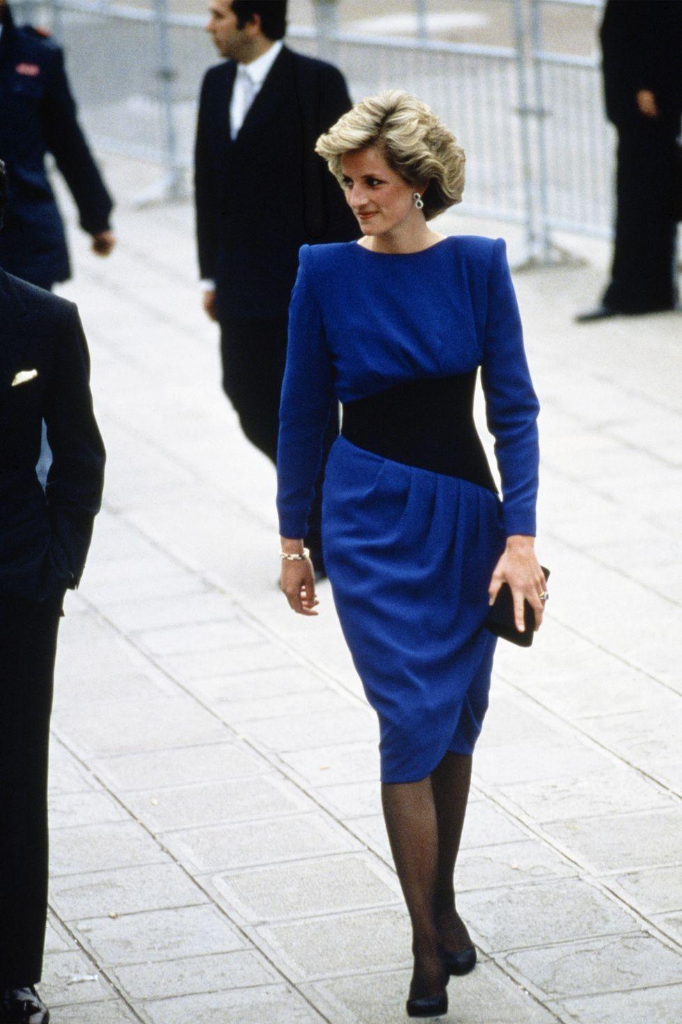 Princess Diana's Iconic Wardrobe Street Style Outfits