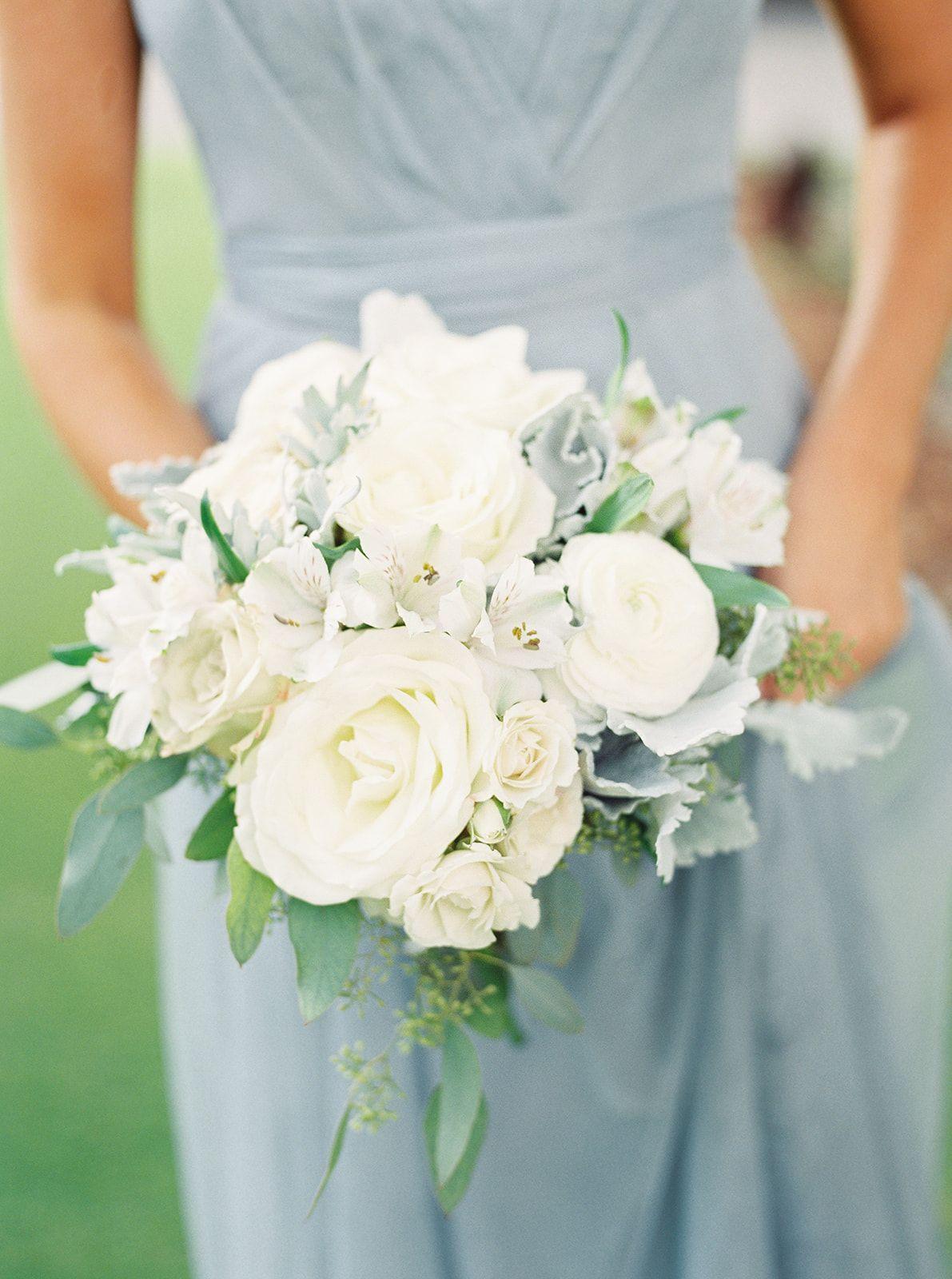 Birmingham Country Club Wedding #weddingbridesmaidbouquets