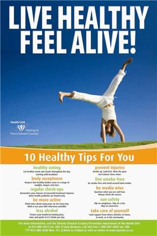Healthy Living from Health Plus Pilulas