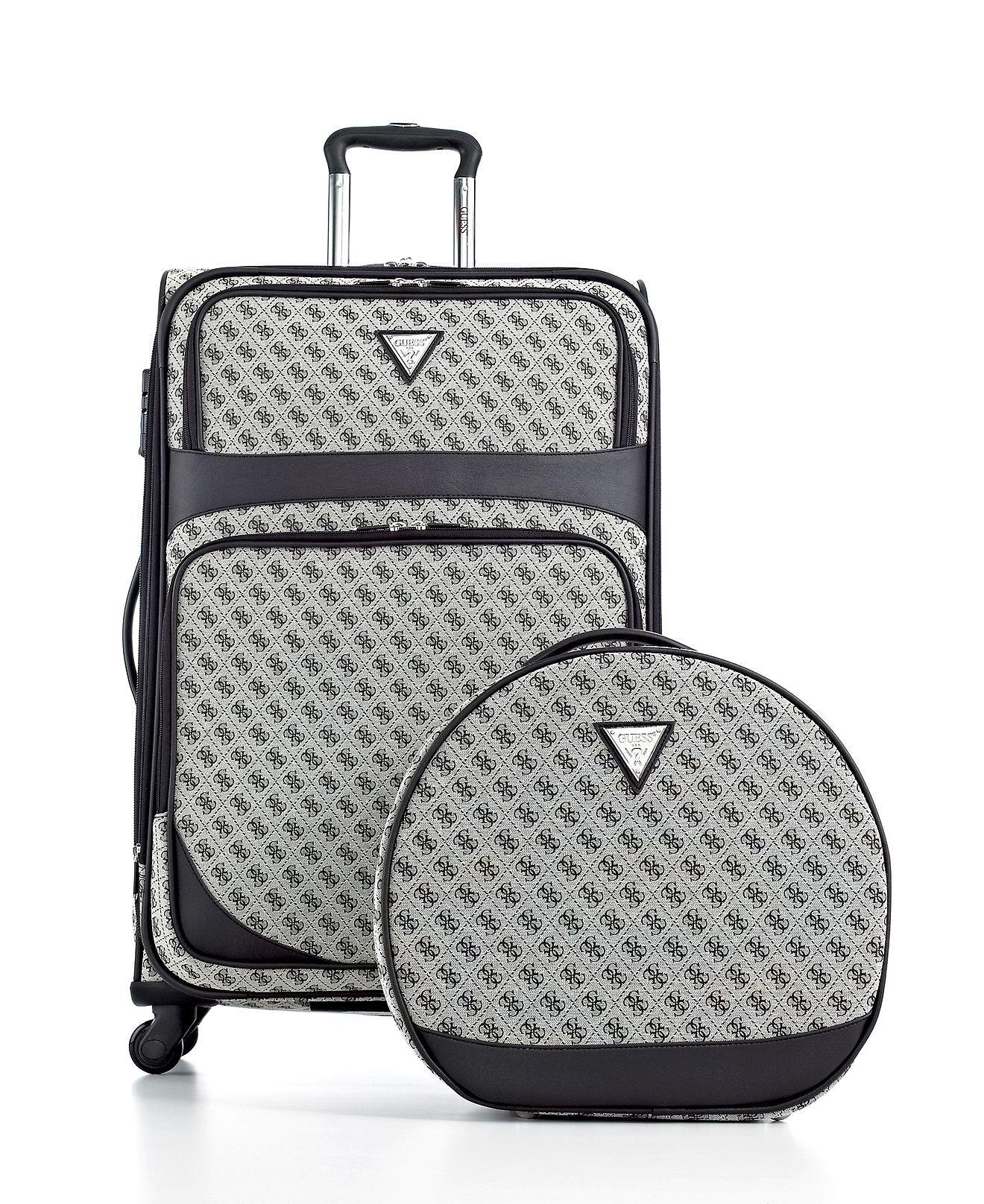 db44605c84a9e GUESS  Luggage