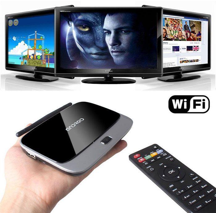 Cs918 Q7 Tv Box Android 4 4 Rk3188 Quad Core Mini Pc Wifi