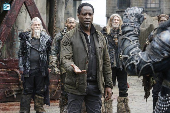 The 100 3x15 Perverse Instantiation: Part One  Thelonious Jaha