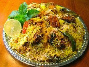 Resep Nasi Briyani Kambing Khas Arab Biryani Recipe Biryani Indian Food Recipes