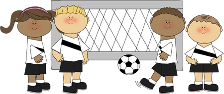 Kids Playing Soccer Clip Art Kids Playing Soccer Image Kids Playing Kids Clipart Clip Art