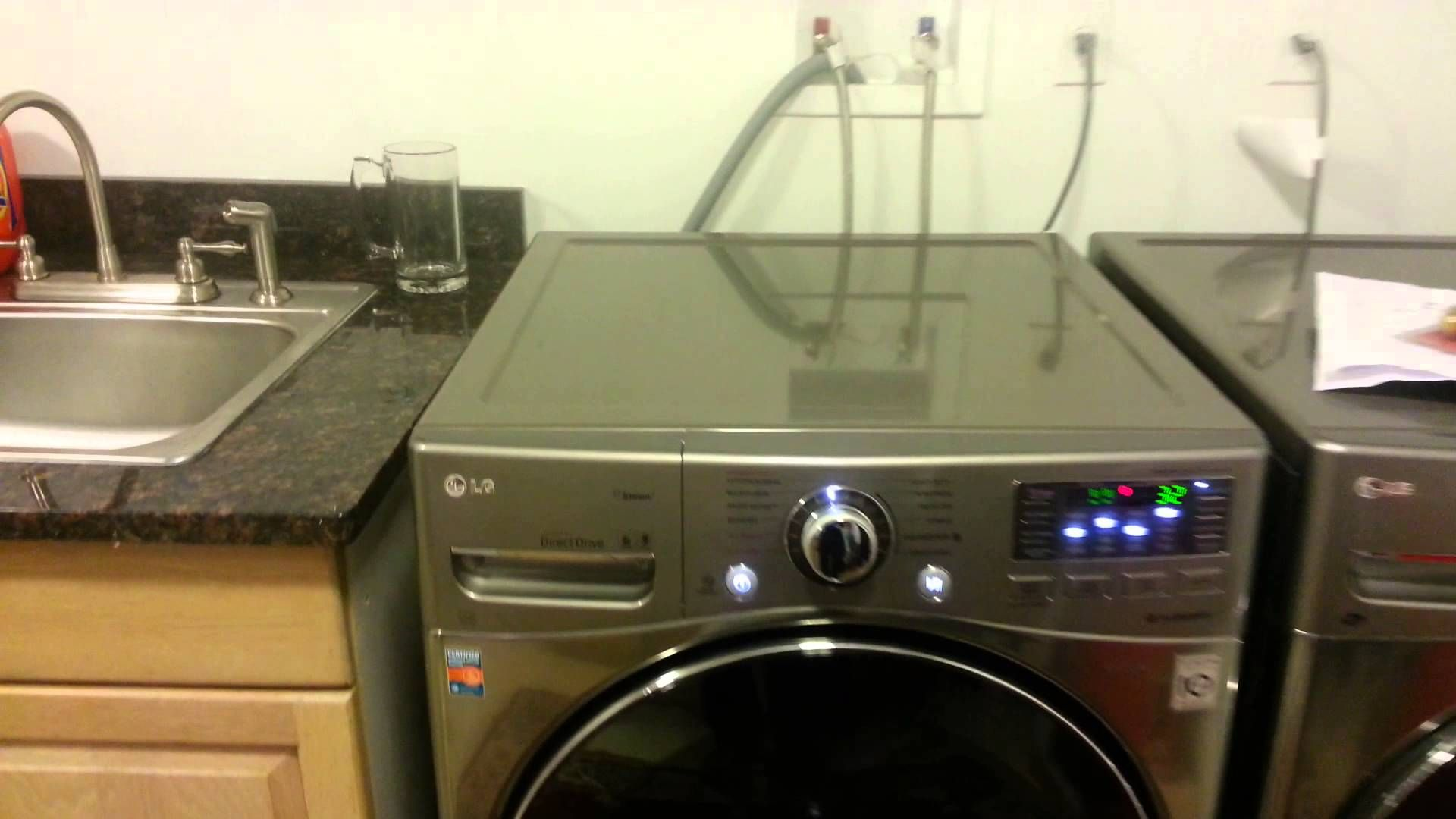 Whirlpool Washer Banging On Spin Cycle