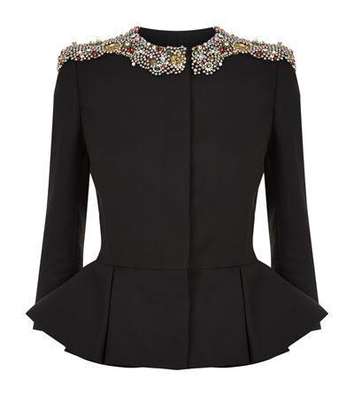 Designer Clothing Luxury Gifts And Fashion Accessories Embellished Jacket Sparkly Jackets Fashion