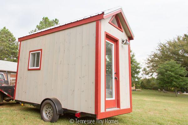 7 x 12 Tiny House Tiny Homes Campers Pinterest Tiny houses