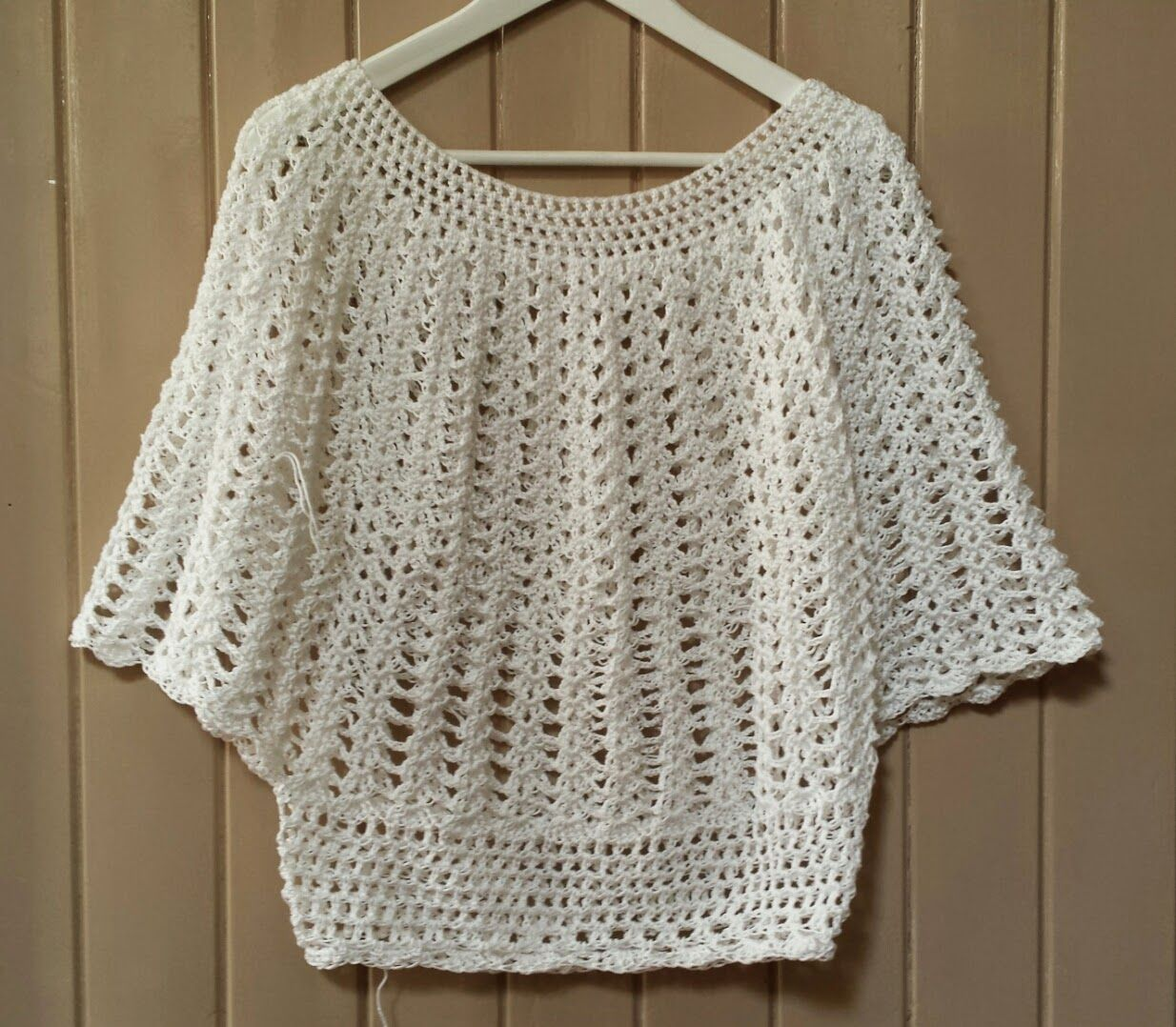 Handmade by Het Voske: Cirkel Tuniek: deel 3 | crochet | Pinterest ...