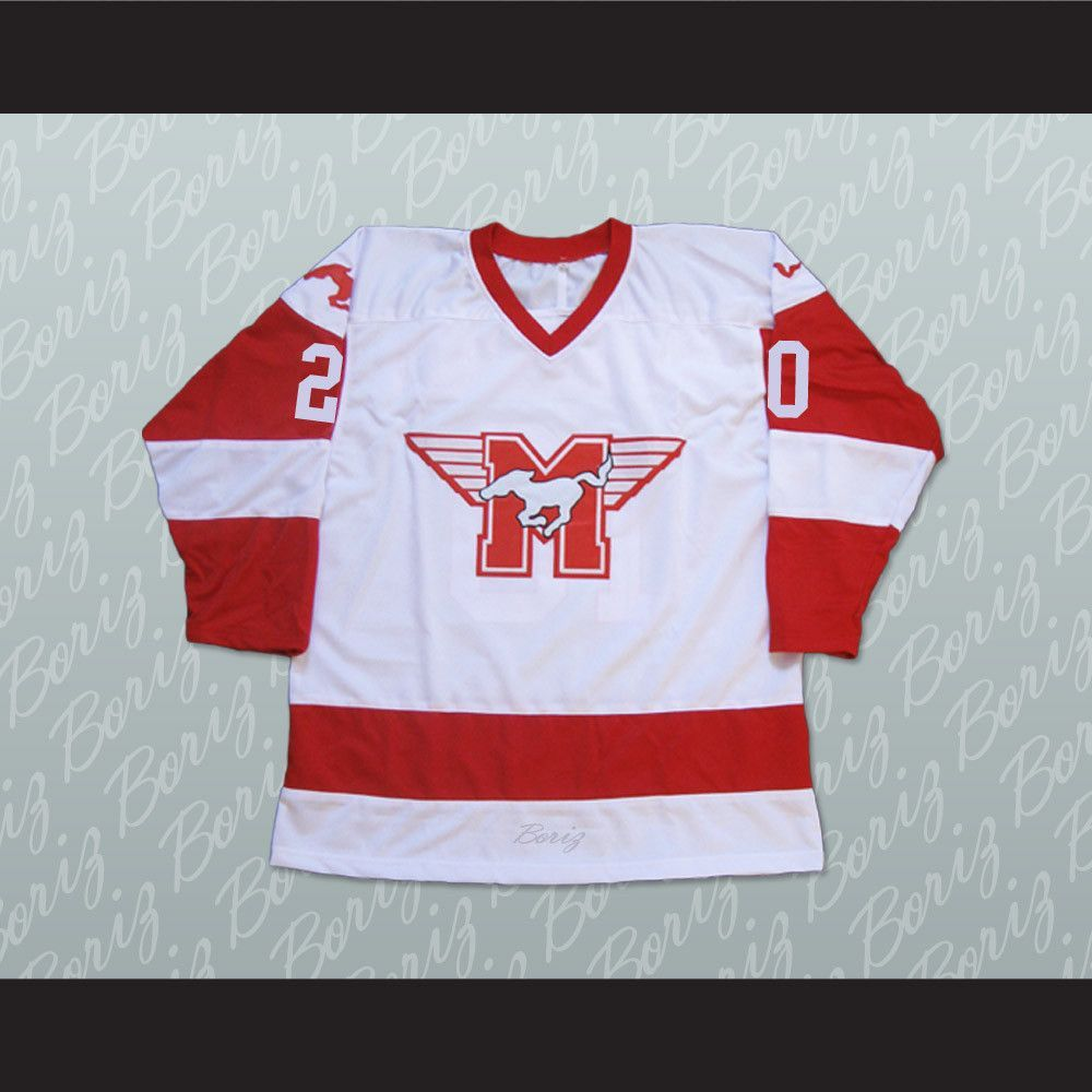 Keanu Reeves Heaver 20 Hamilton Mustangs Hockey Jersey Youngblood Movie I Have All Sizes And Can Change Name And Number Width Of Y Hockey Jersey Hockey Jersey
