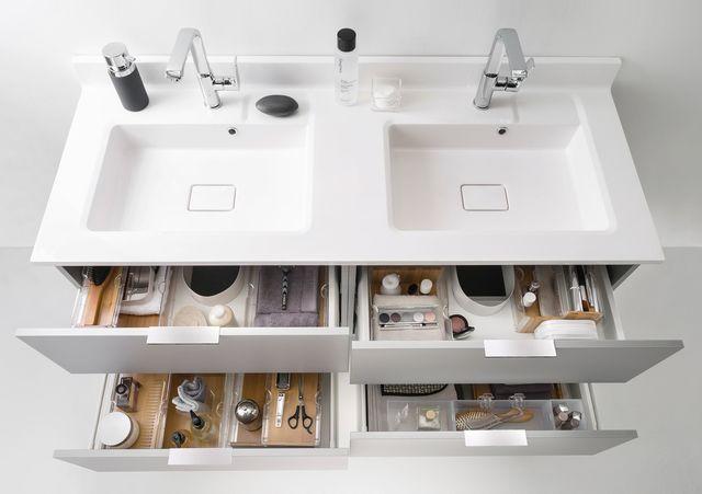 am nager petite salle de bains 3 4 5 6 m2 evolution. Black Bedroom Furniture Sets. Home Design Ideas