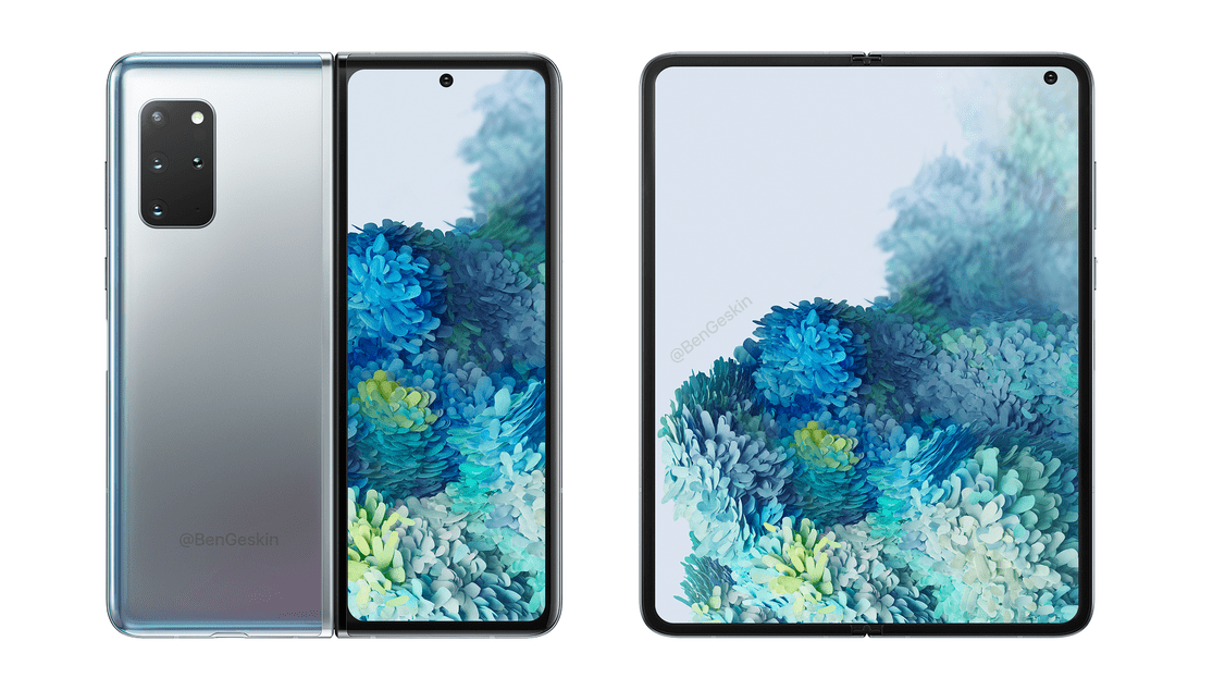 Samsung Galaxy Fold 2 To Sport Bigger Screen Than Fold Produk