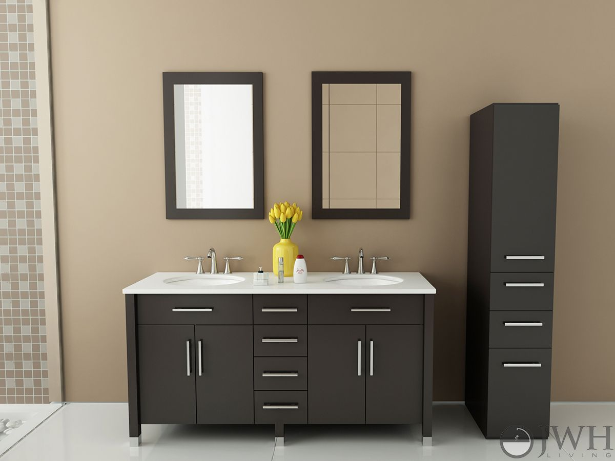 59 Rana Double Sink Vanity Loving Your Vanity Is Easy When You