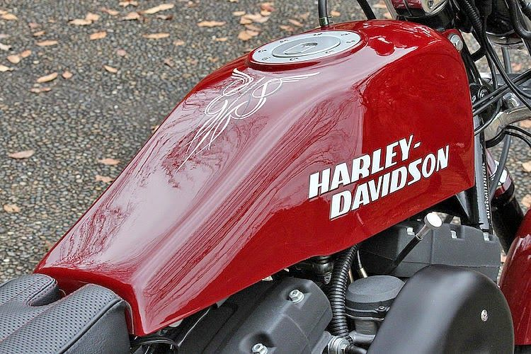 Racing Cafè: Harley FXDX 2001 by Taste Concept Motorcycle