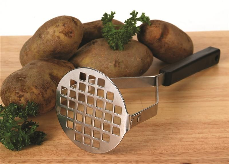 Potato Masher Remember Potato Mashers Kitchen Grill
