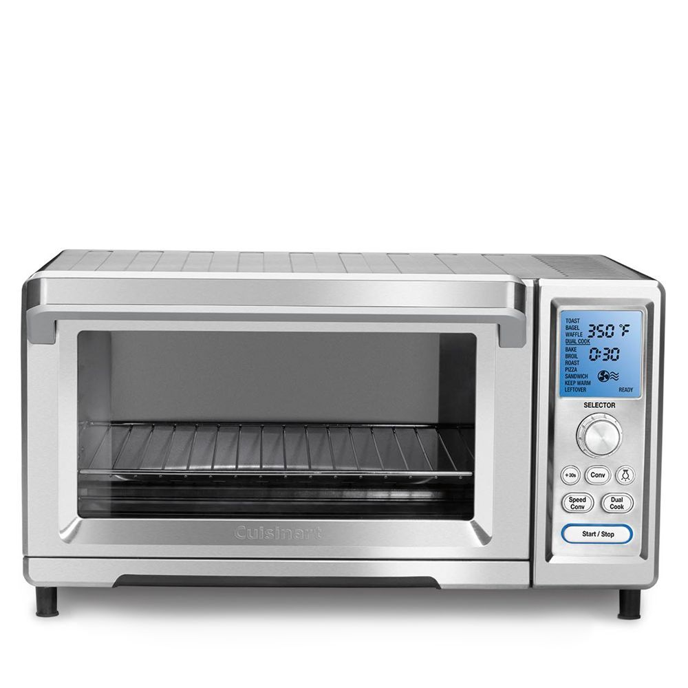 Cusinart S Toaster Oven Broiler Lets You Seamlessly Create Baked And Broiled Dishes Heat Up Pizza Make D Convection Toaster Oven Countertop Oven Toaster Oven