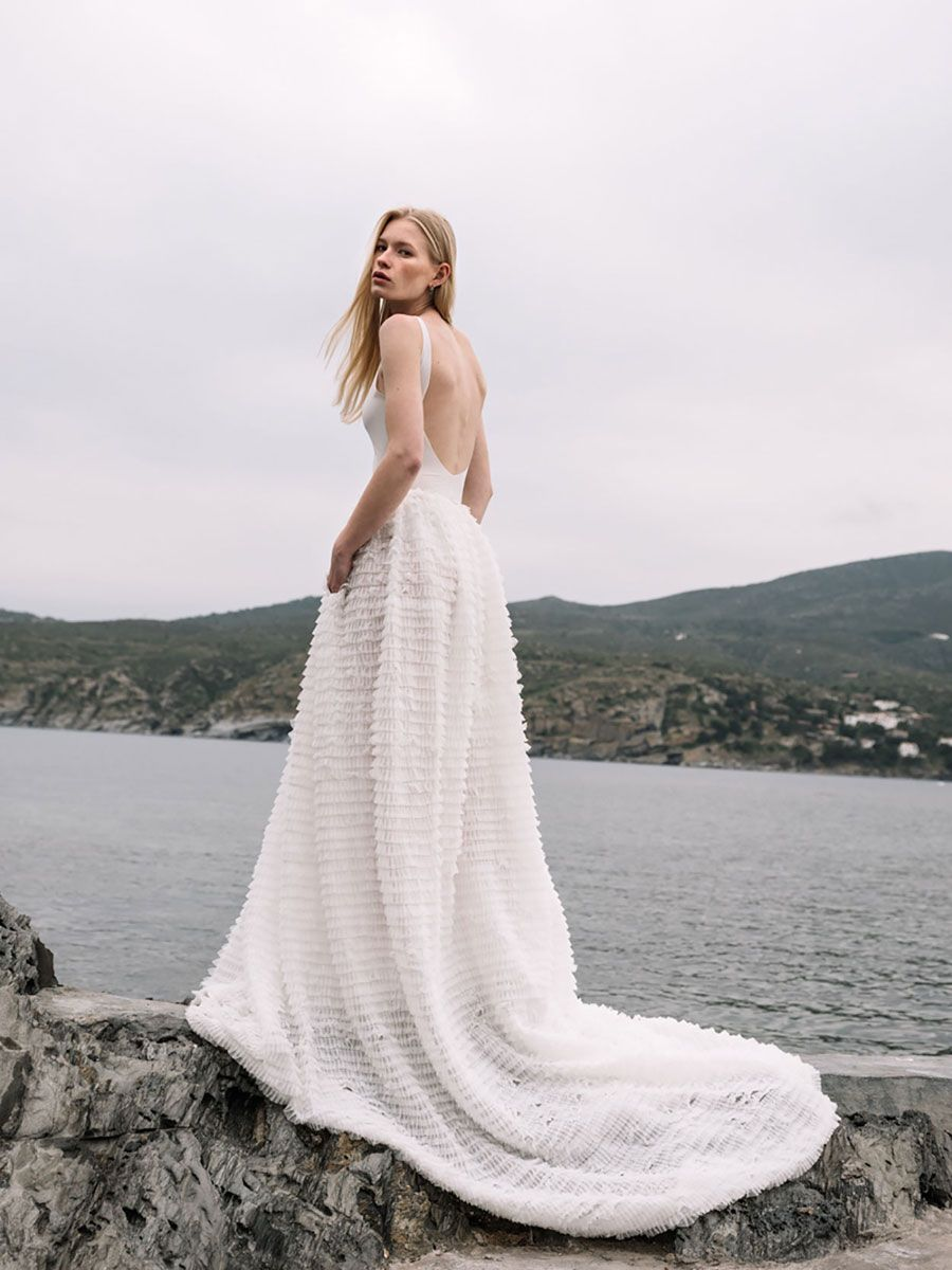 Med, A Daydream Bridal Collection for 2018 by Spanish Wedding Dress ...