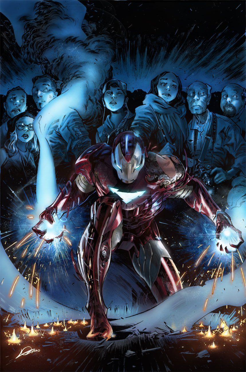 Alexander Lozano On Twitter Iron Man Comic Iron Man Art Marvel