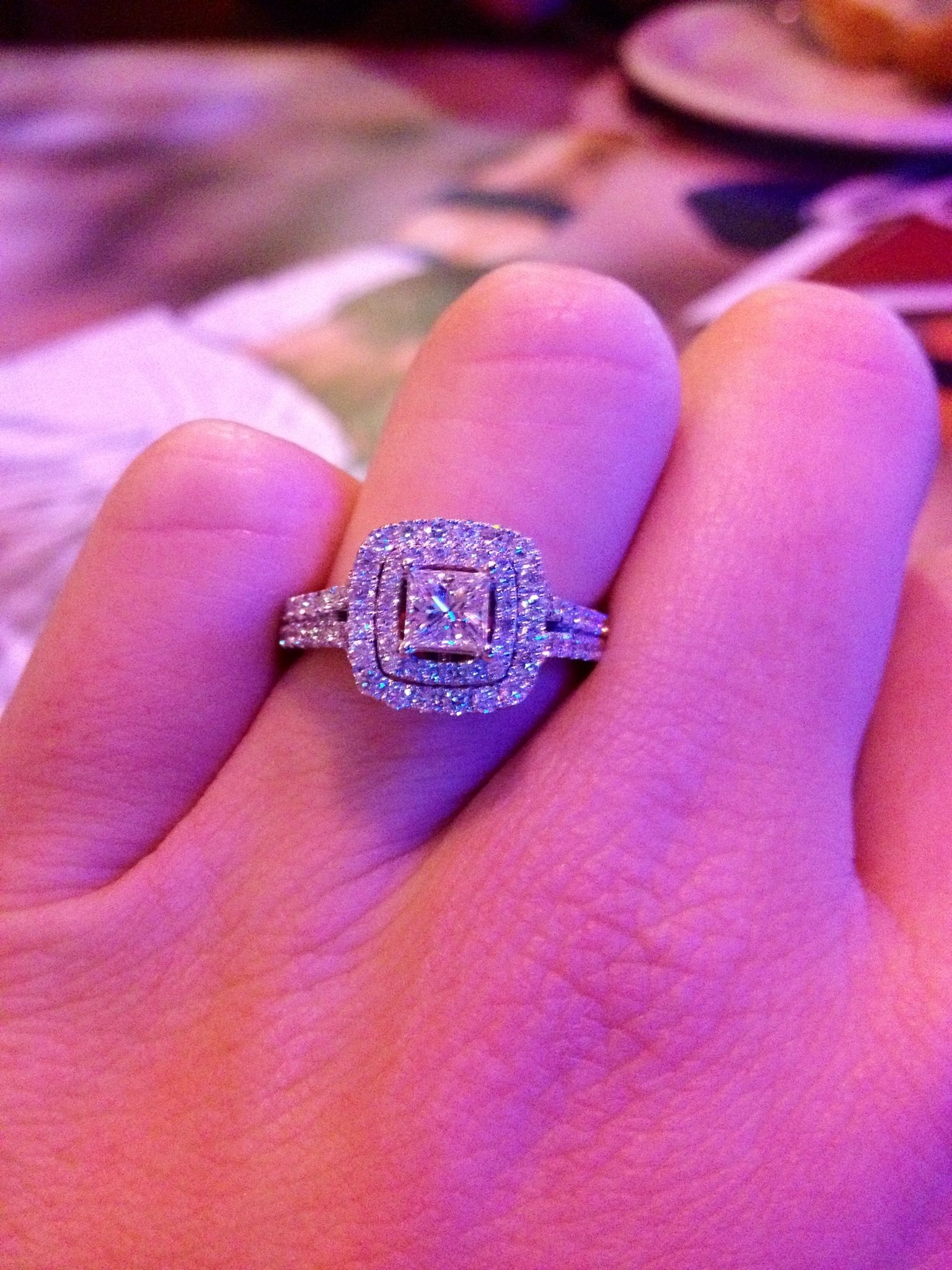 so this is the ring that both hubby and i fell in love with last at ...