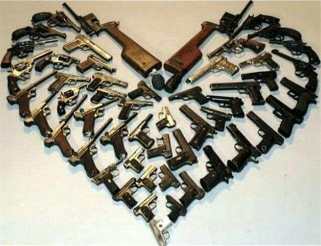 gun at heart