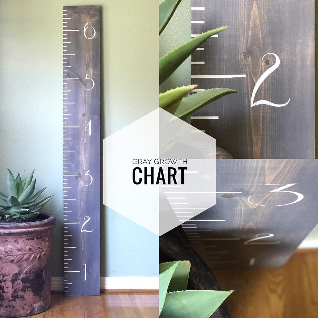 Gray growth chart ruler nursery ideas baby boy baby girl gray growth chart ruler nursery ideas baby boy baby girl modern farmhouse nvjuhfo Images
