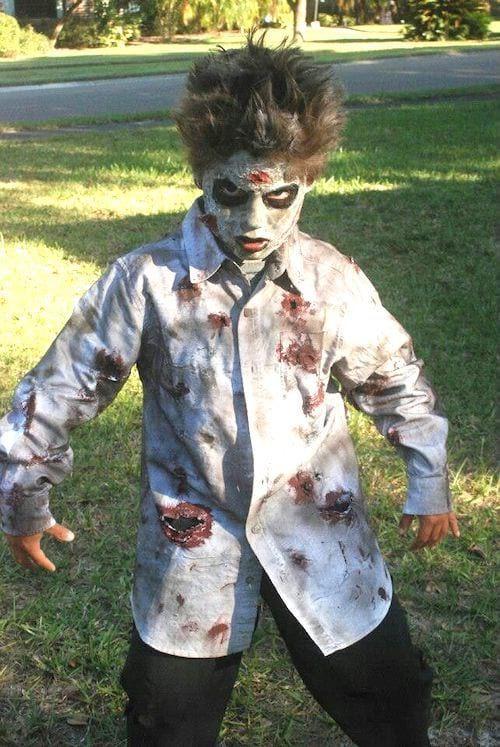 100 Trucs Que Vous N'aurez Plus JAMAIS Besoin d'Acheter.   Costumes de zombie, Costume halloween ...