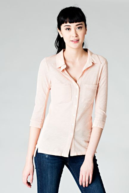 Laurie Shirt by Ribbon Luxe