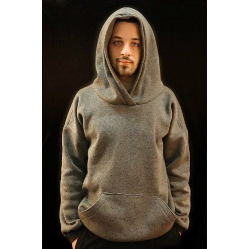 Wardrobe By Me Hubert Hooded Sweatshirt Sewing Pattern - Hubert ...
