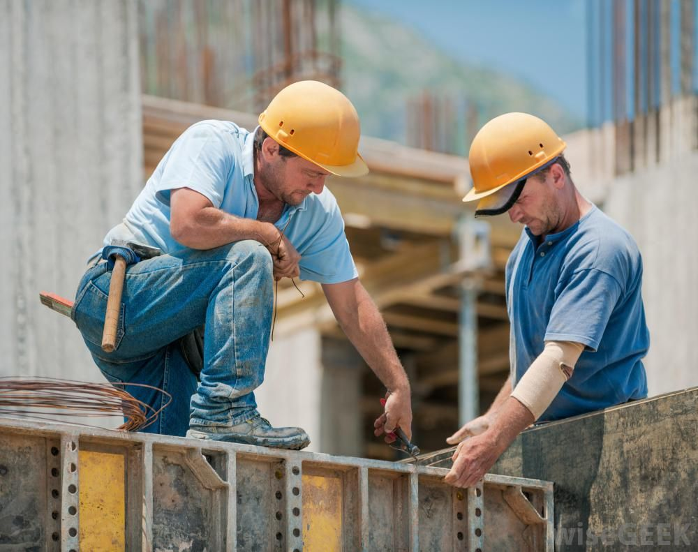 General Contractors Reviews Construction Worker Construction Facility Management
