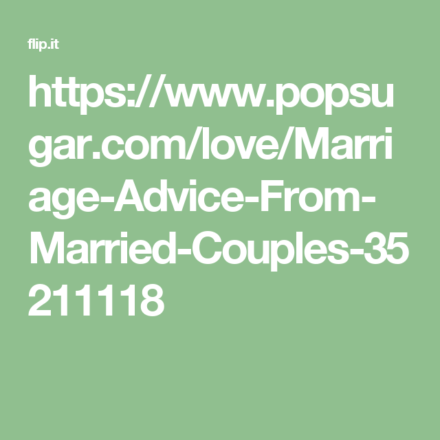https://www.popsugar.com/love/Marriage-Advice-