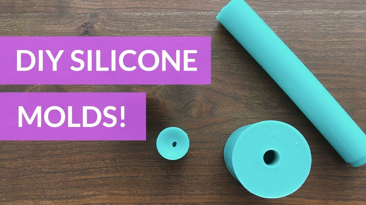 How To Make Silicone Molds For Resin Casting YouTube in