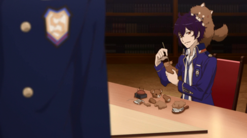 Imagen de anime, dance with devils, and shiki