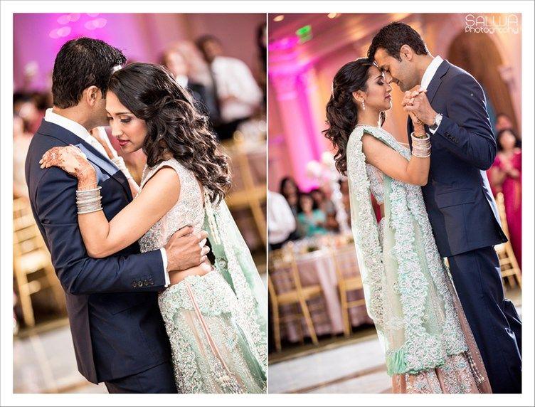 Ragini Mokis Romantic Indian Wedding
