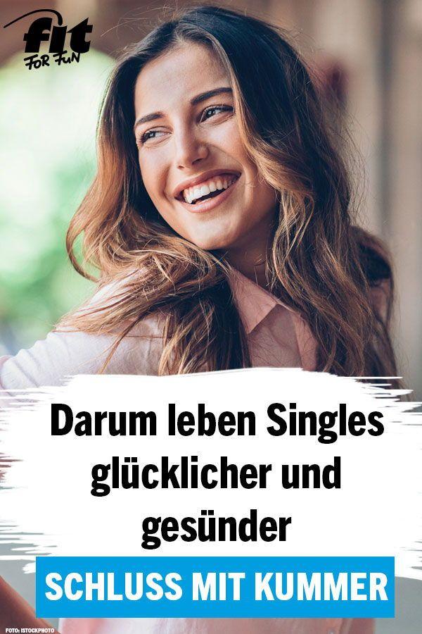 Als Single Glücklich Leben