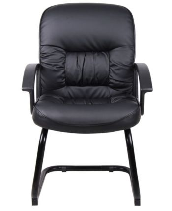Boss Office Products Multi Function Executive Mid Back Chair