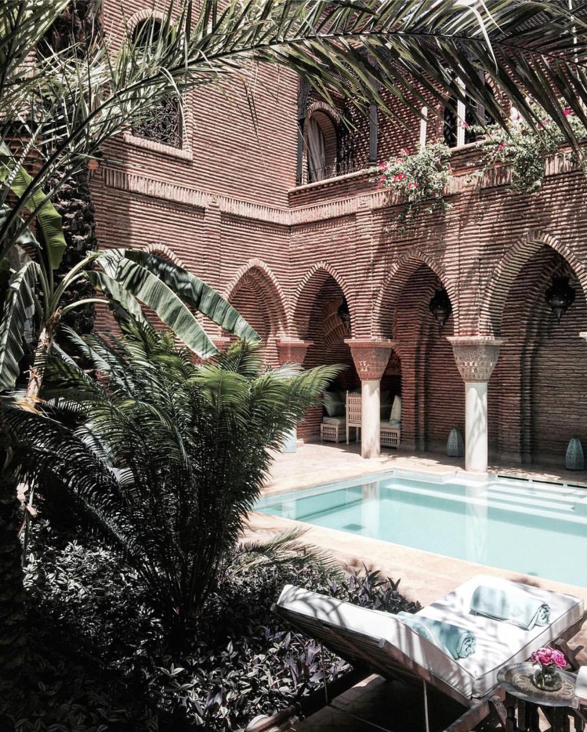 La Sultana Marrakech Kasbah Marrakesh Marrakesh Tensift El Haouz Morocco Mechouar Kasbah Venue Report Marrakech Africa Travel Dutch Gardens